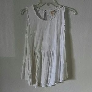 Mossimo Supply Co. Sleeveless Top